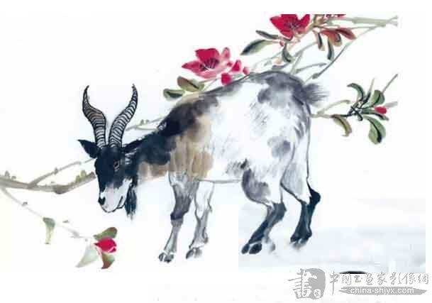 """中羊的寓意。羊在中国传统文化中具有很美好的意义,在古代与祥相通,有吉祥的意思,又有美的意义,因此人们是非常喜欢羊这种动物的,很多人喜欢在家中挂羊的画就是因为这个原因,挂动物画是首先想到的就是画羊的画,像是三阳开泰图就非常的受人欢迎,挂在家中不仅可以装饰,还有吉祥美好的寓意,带来好的运气。    羊,即祥也。古古人把羊与祥通用,大吉羊即为大吉祥。用羊作装饰的图案中就有吉利、祥瑞的意义羊,在中国民俗中""""吉祥""""多被写作""""吉羊""""。羊,儒雅温和,温柔多情,自古便为与中"""