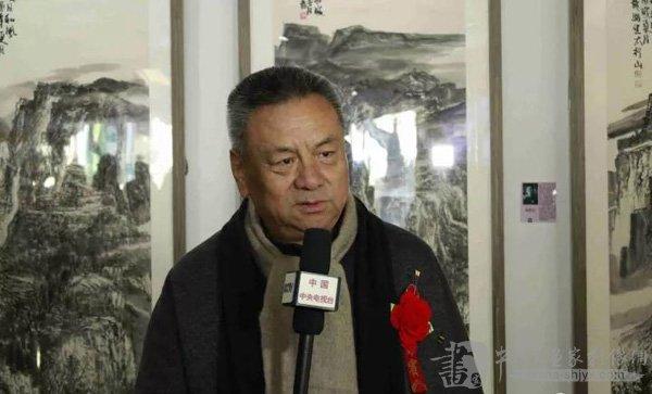 中国书画家影像网 新闻中心 展览资讯            主持人 主   办图片